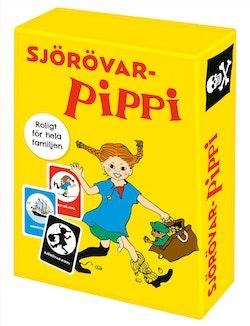 Sjörövar-Pippi kortspel