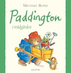 Paddington i trädgården