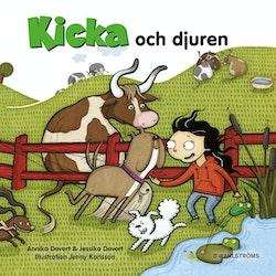 Kicka 3 - Kicka och djuren