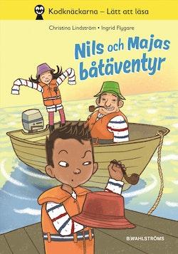 Nils och Majas båtäventyr