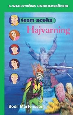 Hajvarning