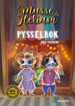 Musse & Helium Pysselbok