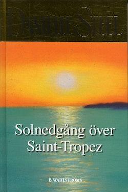 Solnedgång över Saint-Tropez