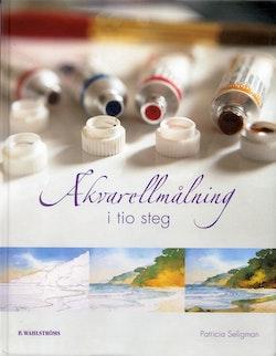 Akvarellmålning i tio steg