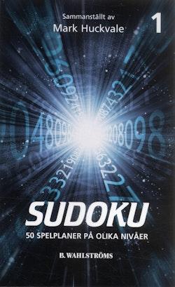Sudoku : 50 spelplaner på olika nivåer. 01