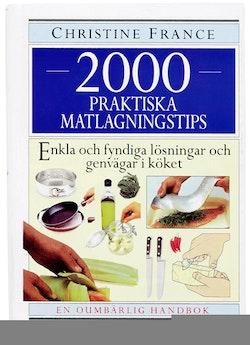 2000 Praktiska matlagningstips