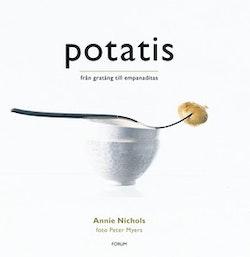 Potatis från gratäng till empanaditas