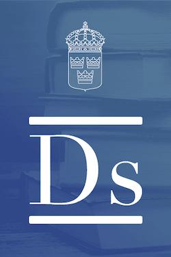 Digital kommunikation i domstolsprocesser. Ds 2019:18