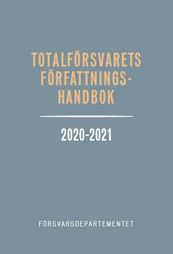 Totalförsvarets författningshandbok 2020/21