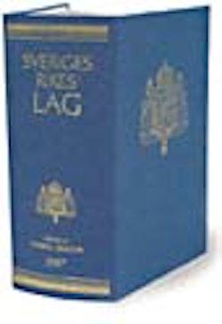 Sveriges rikes lag. 2007, Tillägg med innehållsförteckning