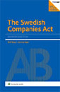 The Swedish Companies Act : an introduction