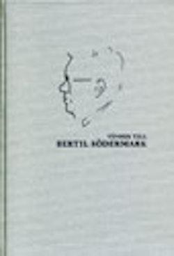Vänbok till Bertil Södermark