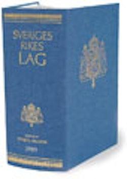 Sveriges Rikes Lag 2011 (klotband) : Sveriges Rikes Lag gillad och antagen på Riksdagen år 1734, stadfäst av Konungen den 23 januari 1736. Med tillägg av författningar som kommit ut från trycket fram till och med den 31 december 2010.