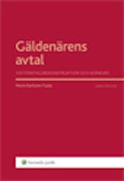 Gäldenärens avtal : vid företagsrekonstruktion och konkurs