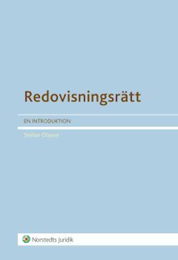 Redovisningsrätt : en introduktion