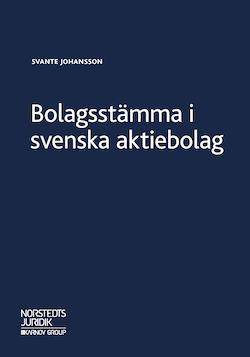 Bolagsstämma i svenska aktiebolag