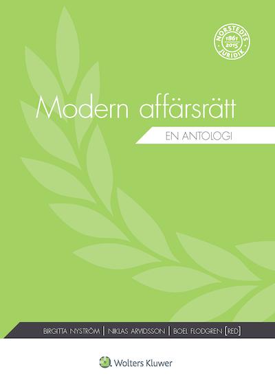 Modern affärsrätt : en antologi