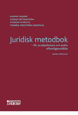 Juridisk metodbok : för socialarbetare och andra offentliganställda :