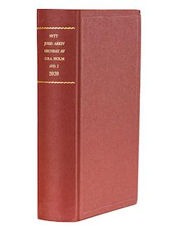 Nytt juridiskt arkiv Avd. 1, Rättsfall från Högsta domstolen 2020