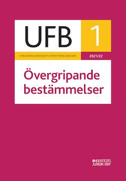 UFB 1 Övergripande bestämmelser 2021/22