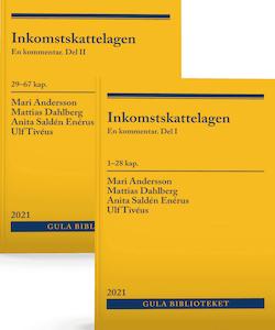 Inkomstskattelagen : En kommentar. Del I och del II
