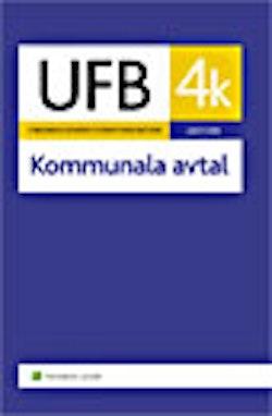Utbildningsväsendets författningsböcker. 2007/08. D.4 k, Kommunala avtal