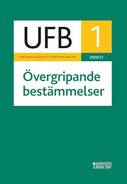 UFB 1 Övergripande bestämmelser 2020/21