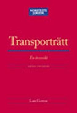 Transporträtt : En översikt