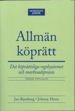 Allmän köprätt : det köprättsliga regelsystemet och marknadspraxis