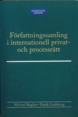 Författningssamling i internationell privat- och processrätt