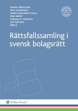 Rättsfallssamling i svensk bolagsrätt