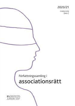 Författningssamling i associationsrätt : 2020/21
