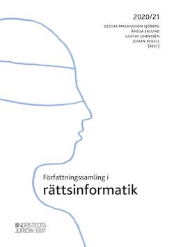 Författningssamling i rättsinformatik : 2020/21