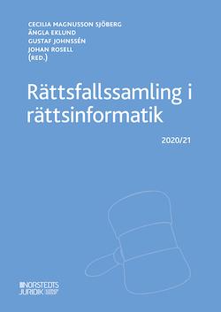 Rättsfallssamling i rättsinformatik : 2020/21