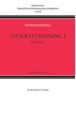 Civilrättskipning I : Tvistemål