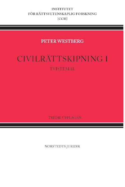 Civilrättskipning I. Tvistemål