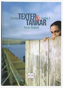 Texter & tankar Textbok A