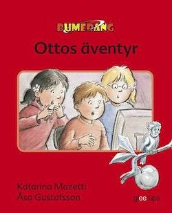 Bumerang Ottos äventyr Läsebok
