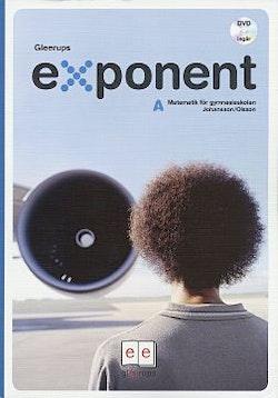 Exponent A blå med DVD-learning