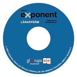 Exponent A blå Lärarpärm