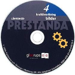 Prestanda Länken 4 Kraftöverföring bilder CD