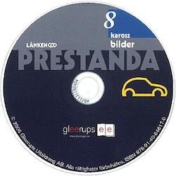 Prestanda Länken 8 Kaross bilder CD