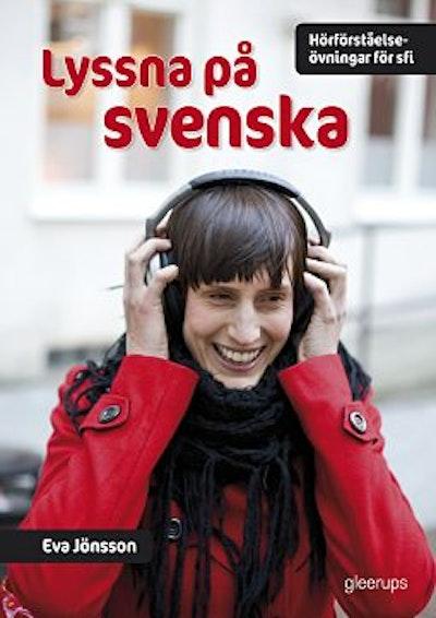 Lyssna på svenska, Hörförståelseövningar för Sfi