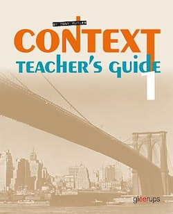 Context 1 Teacher's Guide