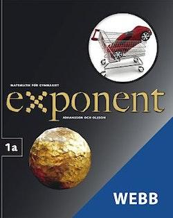 Exponent 1a Elevwebb Individlicens 12 mån