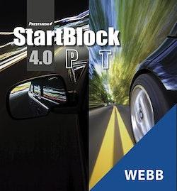 FT-Test Startblock, webb, elevlicens 18 mån
