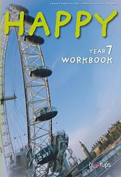 Happy Workbook Year 7 2:a uppl