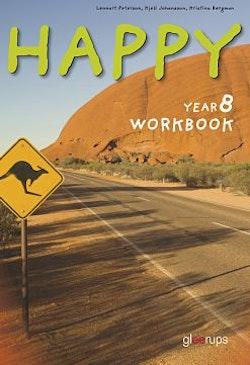 Happy Workbook Year 8 2:a uppl