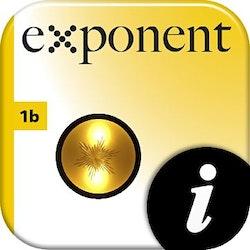Exponent 1b, digital, elevlic, 6 mån