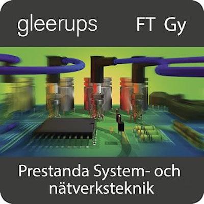 Prestanda System- o nätverksteknik, digital, elevlic, 18 mån